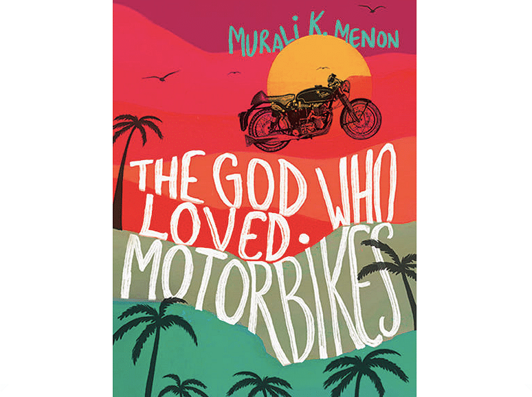 The God Who Loved Motorbikes - Book Review