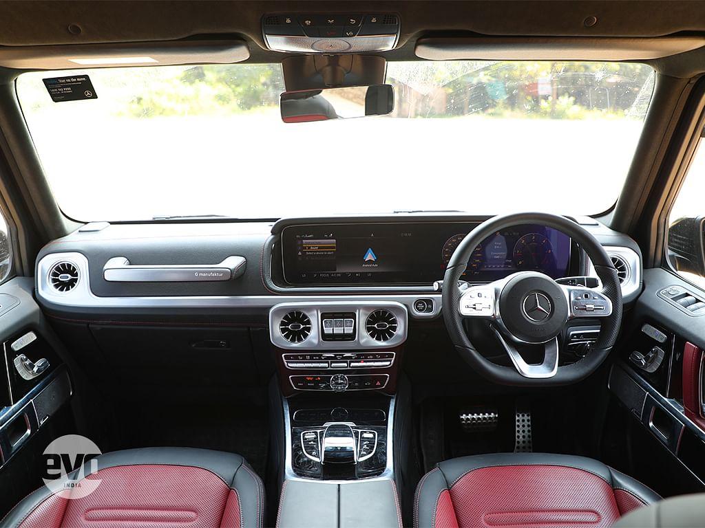 Mercedes-Benz G350d to the Rann!