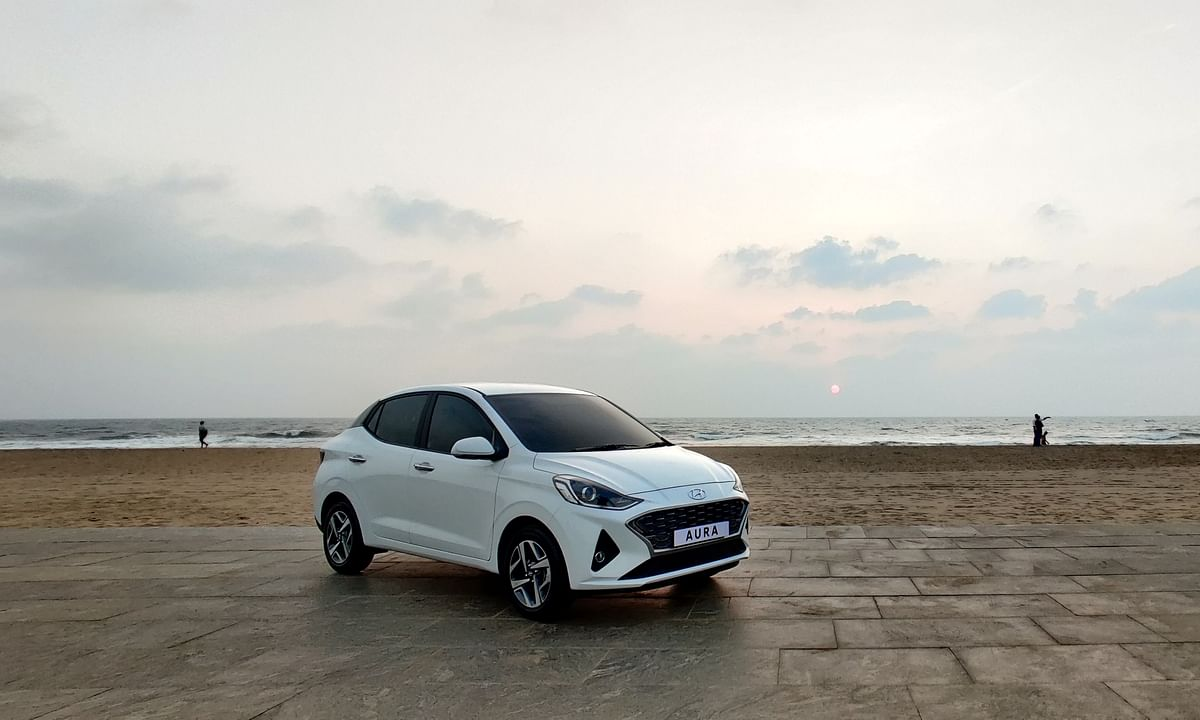 Hyundai Aura vs rivals: Pitting it against the Maruti Suzuki Dzire, Ford Aspire and the Honda Amaze