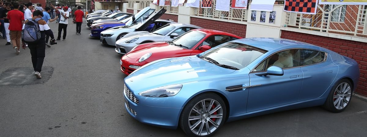 Country's finest cars and bikes take centre stage at Sympulse 2020