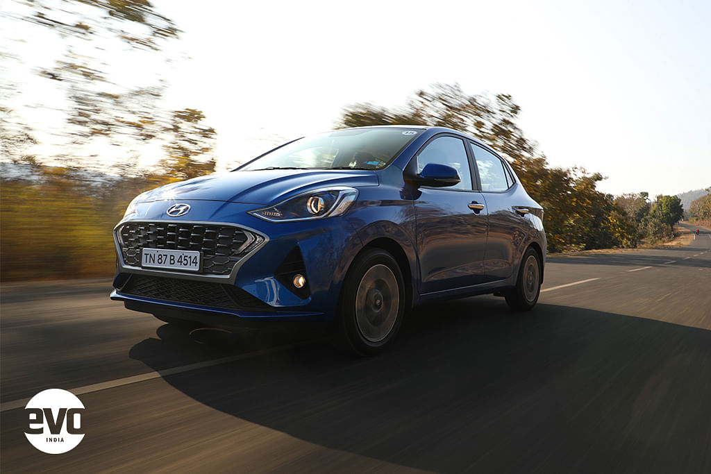 Hyundai Aura First Drive Review | Ready to take on the Maruti Suzuki Dzire?