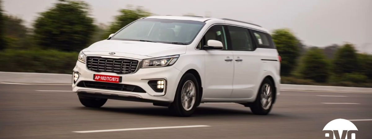 Kia Carnival First Drive Review: Moving people in luxury