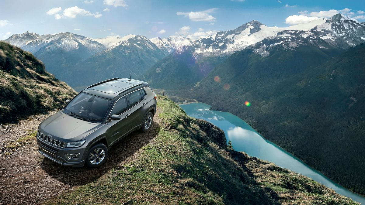 Jeep introduces new automatic variants for the Compass