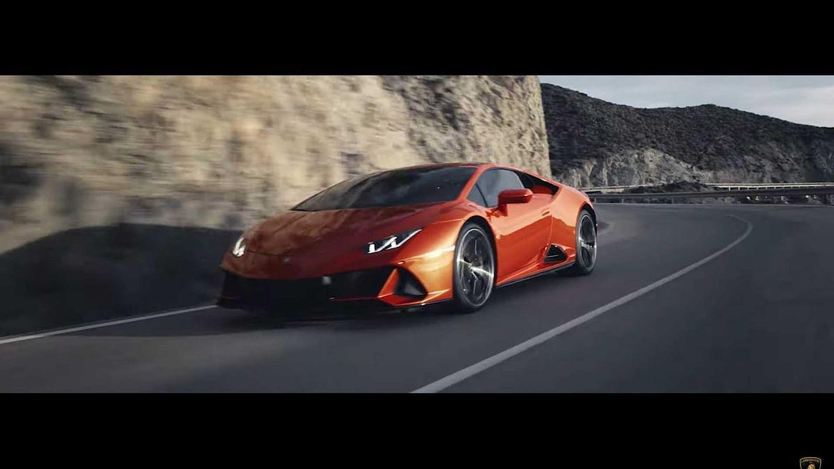 Lamborghini and Amazon team up to make Huracan Evo smarter with  Alexa assistant
