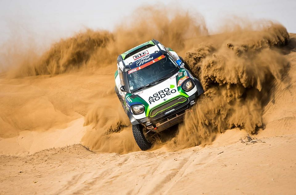 2020 Dakar: Tough and tricky opening stage  in Saudi Arabia