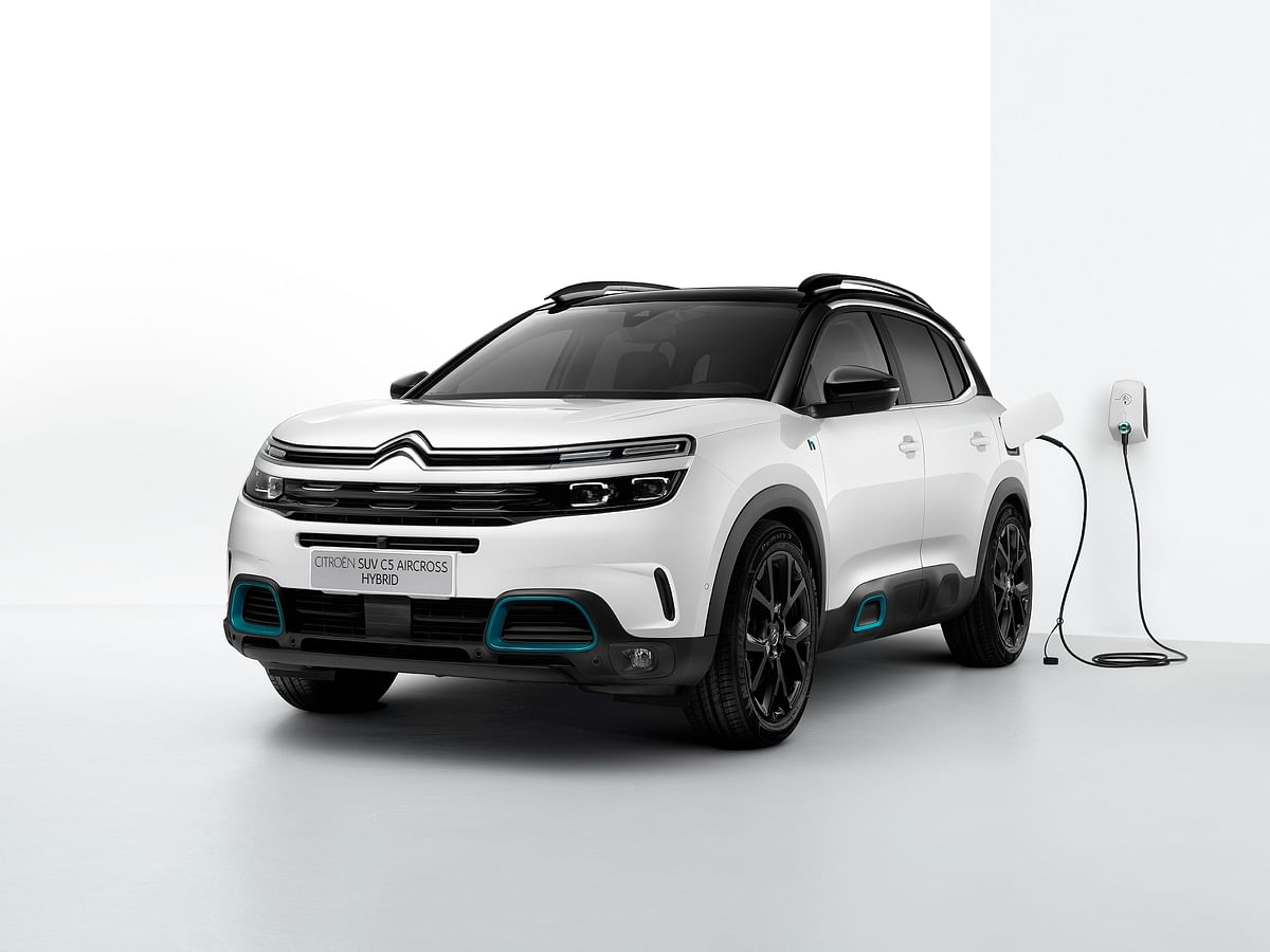Citroen C5 Aircross SUV Hybrid to be revealed at 2020 Brussels Motor Show