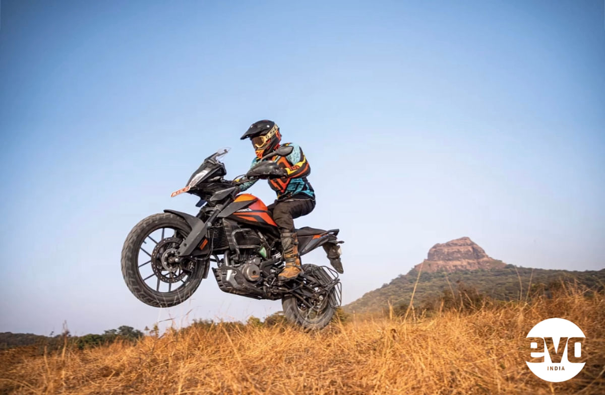 KTM 390 Adventure First Ride Review India