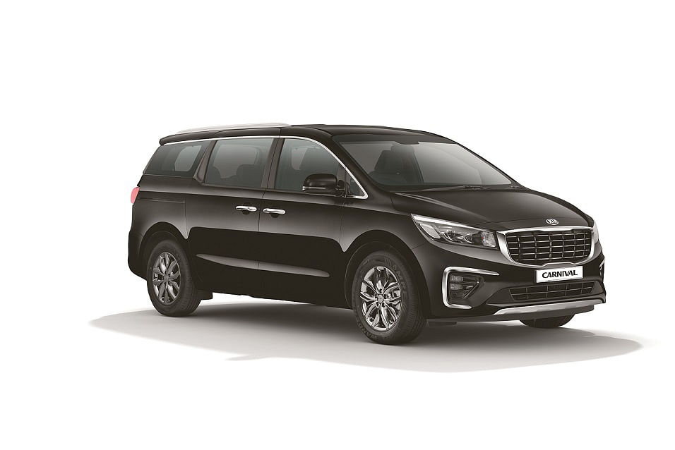 Kia Carnival: Variants and features list revealed
