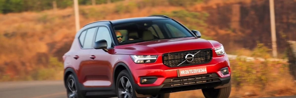 Volvo XC40 T4 R-Design First Drive: The XC40 goes petrol