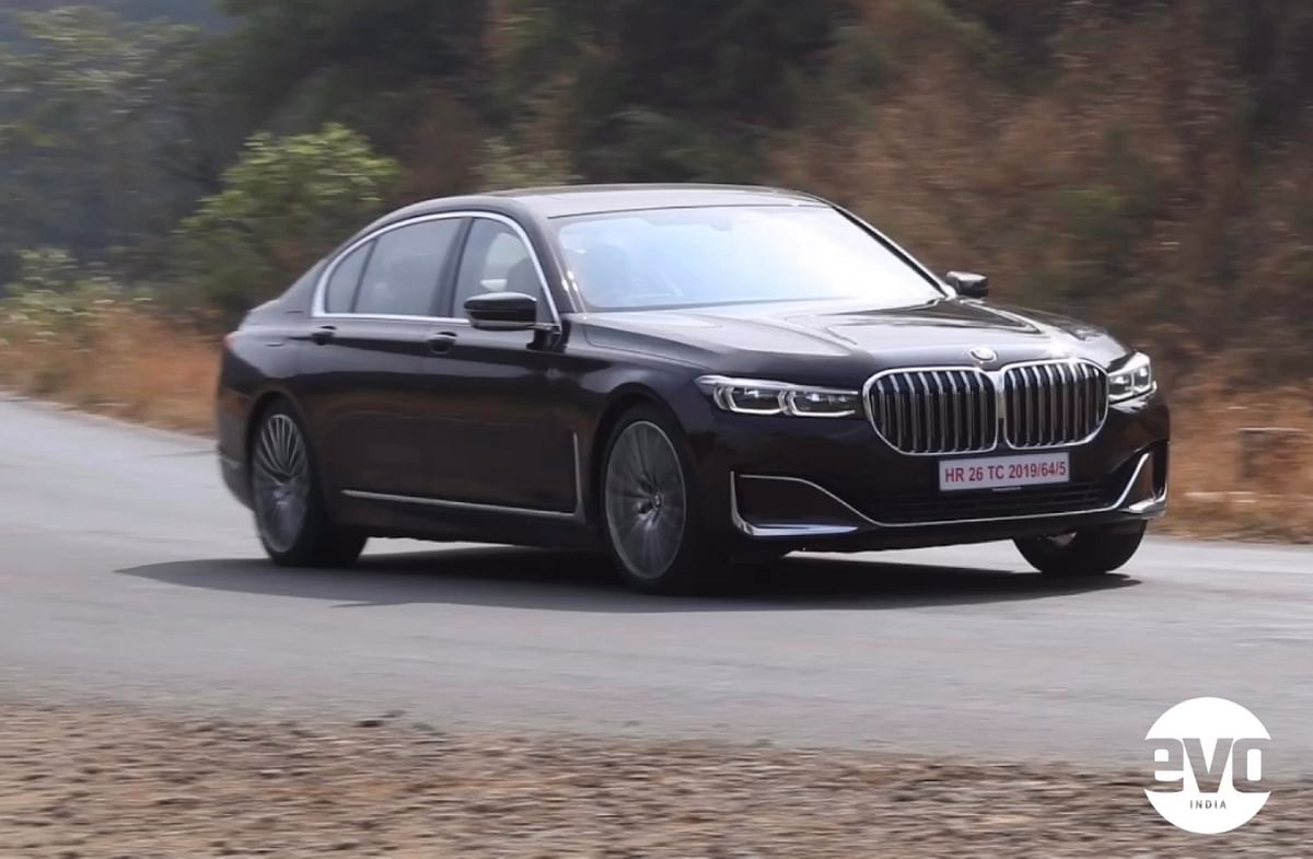 BMW 745Le: First drive review