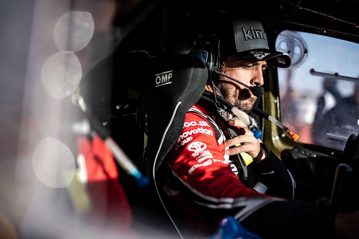 2020 Dakar    Stage 8   SRT Racing's Mathieu Serradori finishes on top