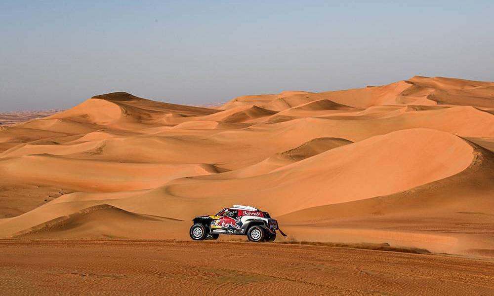 Dakar 2020: Stephane Peterhansel and Pablo Quintanilla claim top spot in stage 11