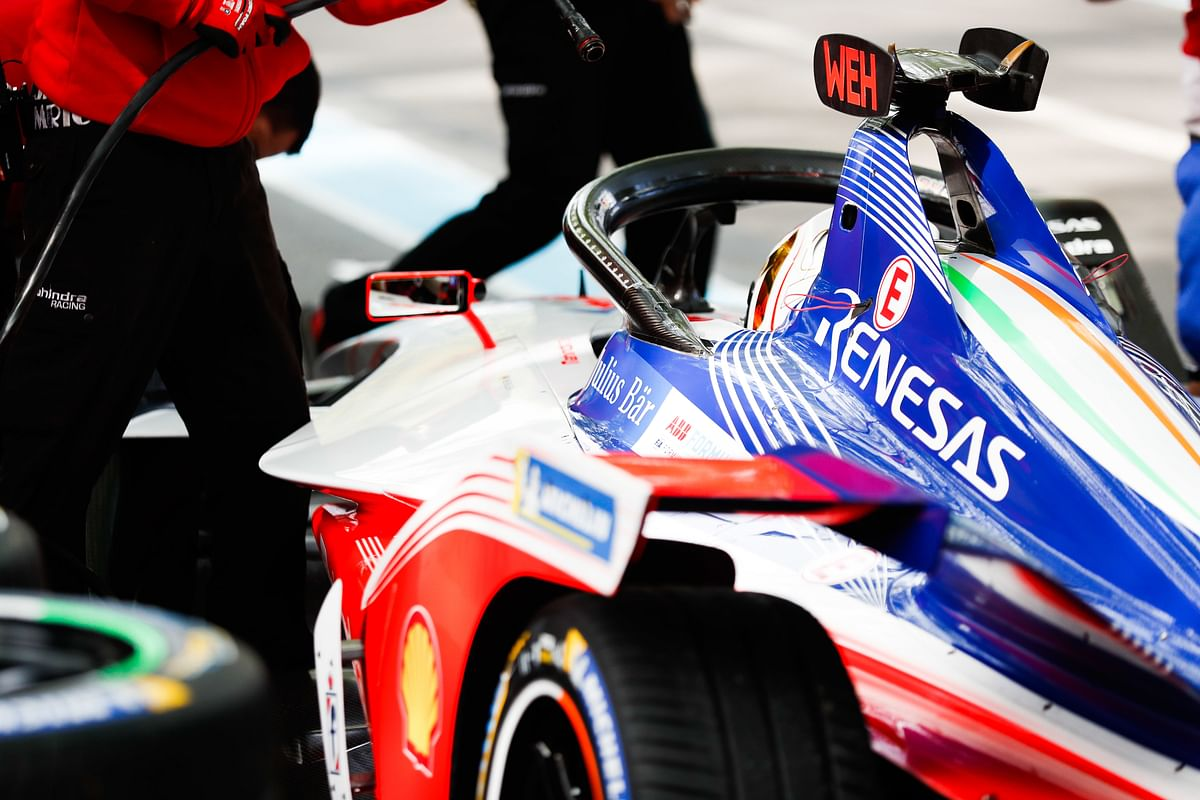 Dilbagh Gill talks about the future of motorsport