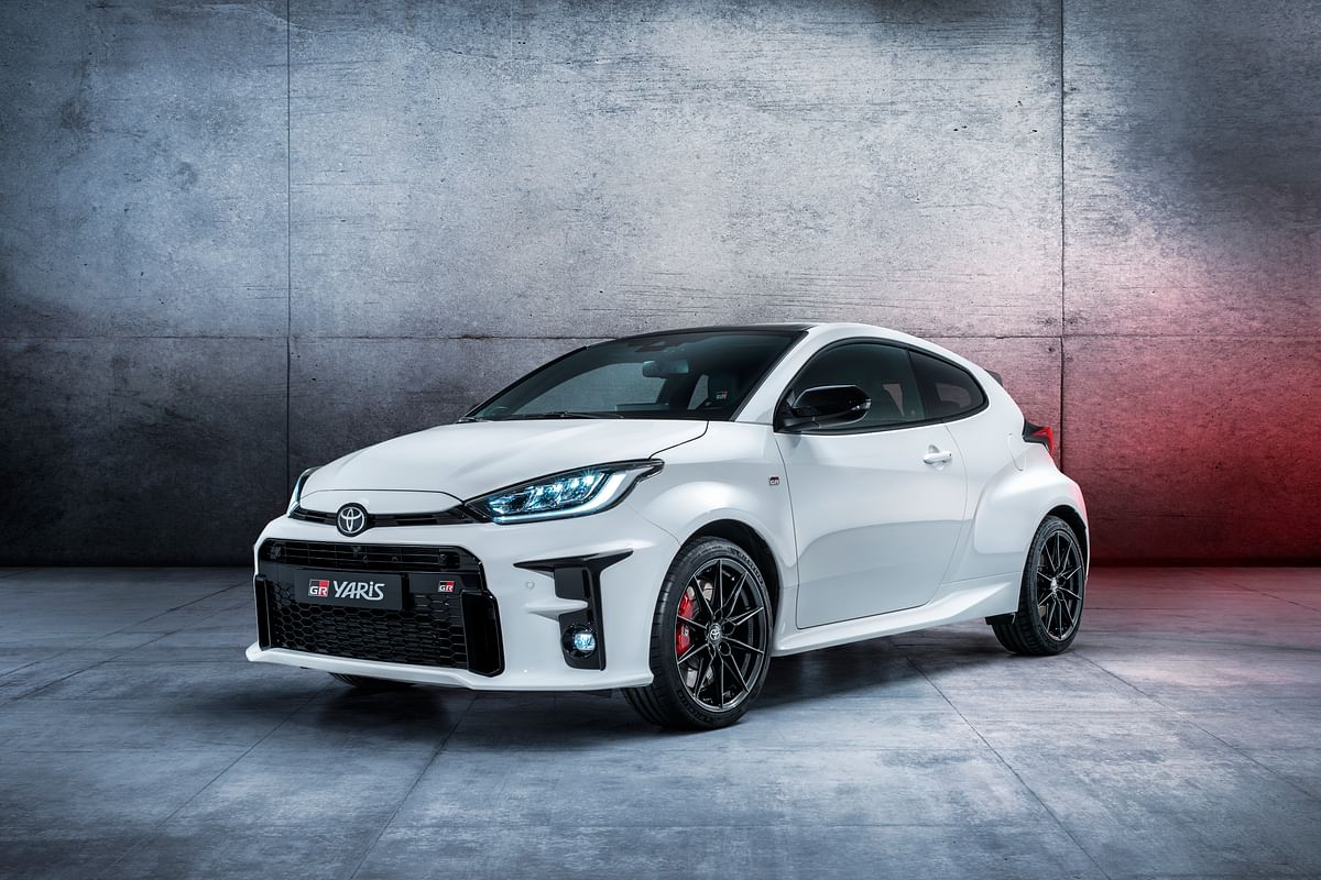 Toyota GR Yaris revealed in full – return of the homologation special