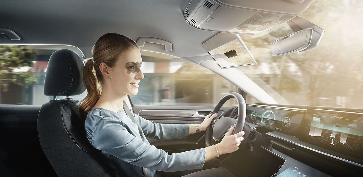 Bosch has reinvented the age old sun-visor!