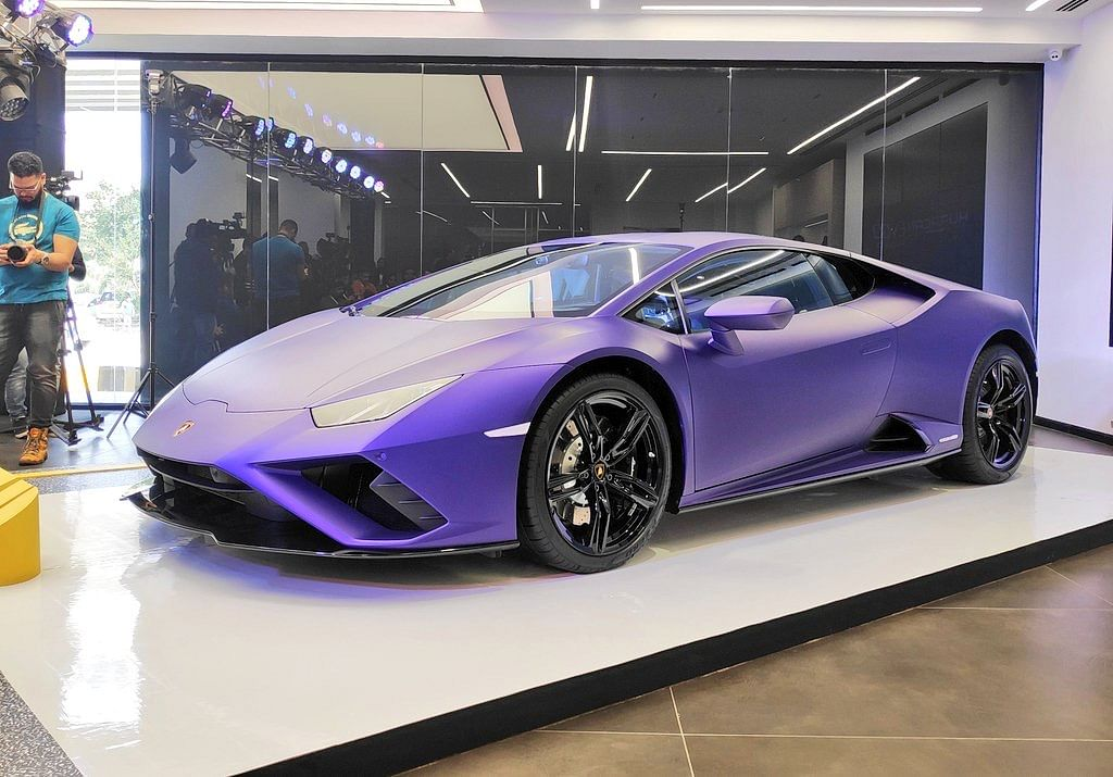 Lamborghini launches rear-wheel drive Huracan Evo for Rs 3.22 crore