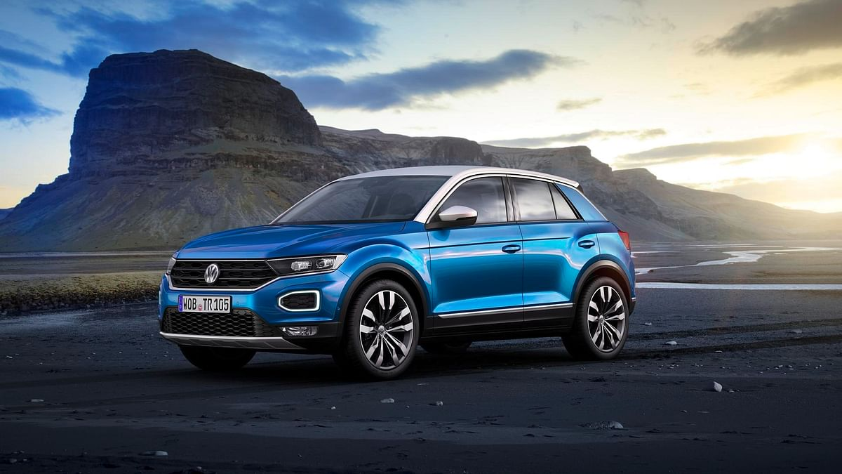 Volkswagen plans to launch four SUVs in India over next 2 years