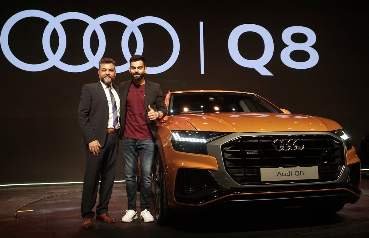 Audi Q8 SUV coupe launched in India at Rs 1.33 Crore