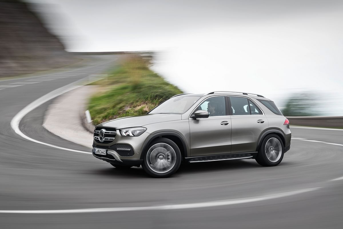 Mercedes-Benz GLE to be launched on January 29 in India