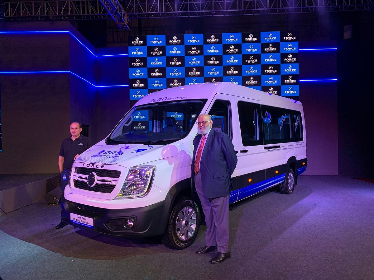 Force Motors reveals T1N platform: Developed for BS6 diesel and pure electric powertrains
