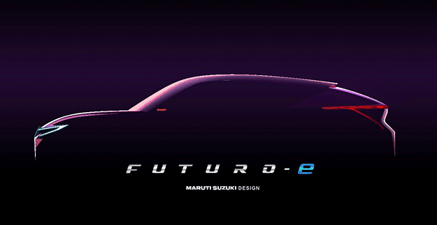 Maruti Suzuki to unveil FUTURO-e electric car concept at Auto Expo 2020