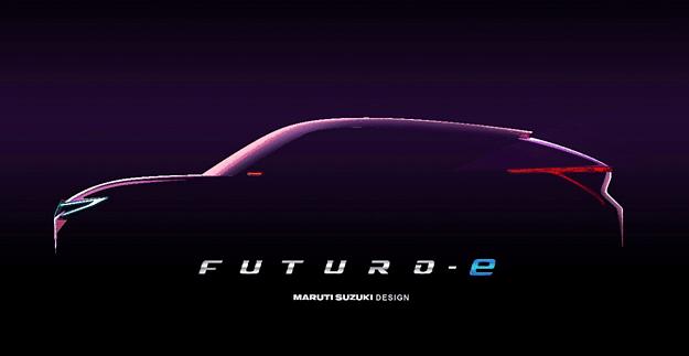 Maruti Suzuki to unveil FUTURO-e electric car concept at Auto Expo 2020