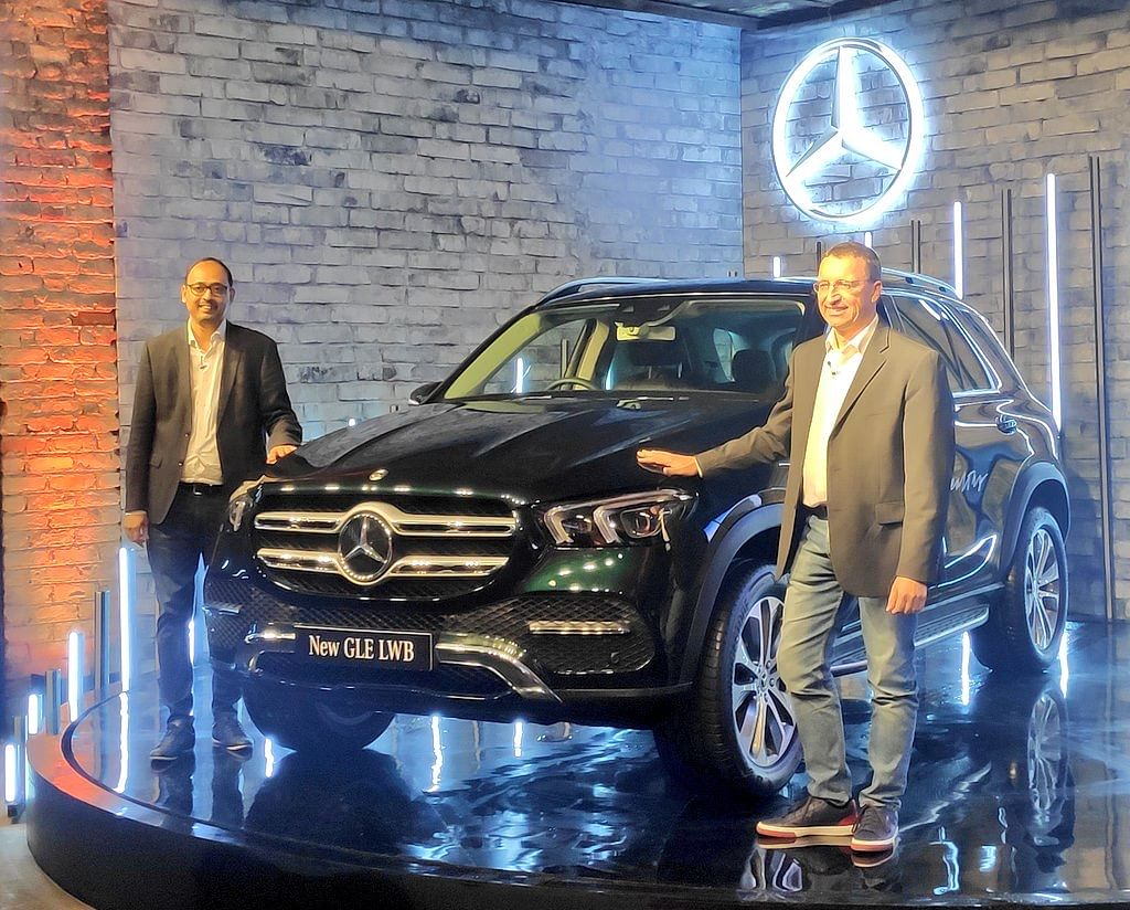 Mercedes-Benz GLE launched at Rs 73.70 lakh