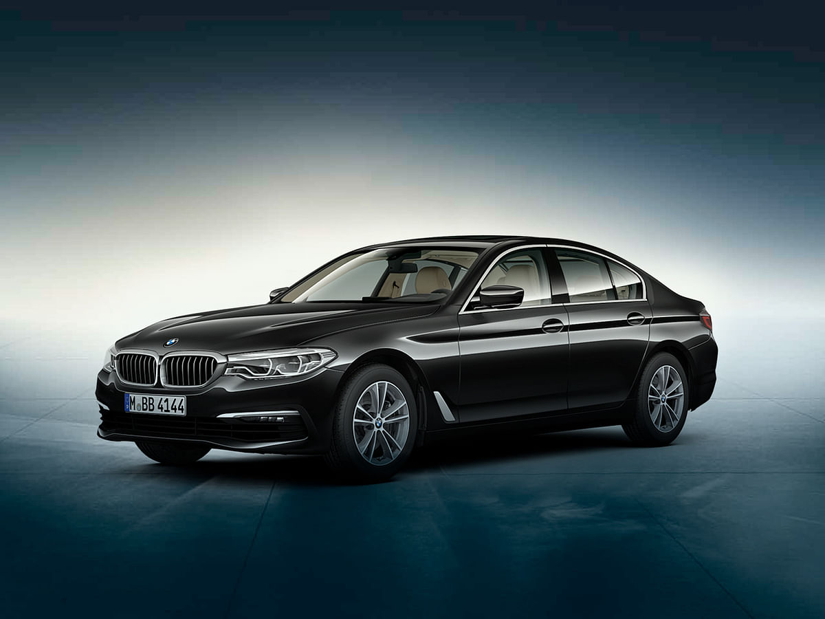BMW launches 530i Sport for Rs 55.40 lakh