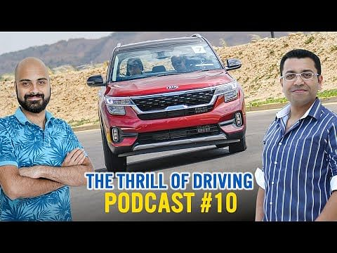 What is so exciting about the Kia Seltos? The Thrill of Driving Podcast #10