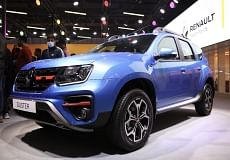 Auto Expo 2020: Renault showcases the 1.3-litre turbo petrol powered Duster