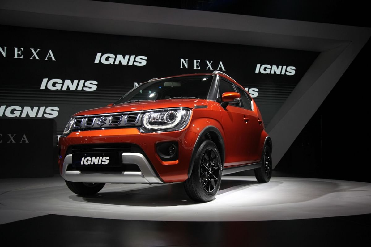 Auto Expo 2020: New Ignis breaks cover