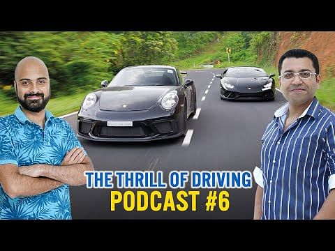 How do you become an automotive journalist? The Thrill of Driving #6