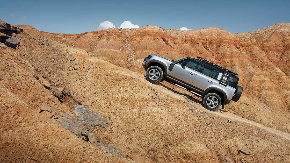 Land Rover Defender 110 Off-Road