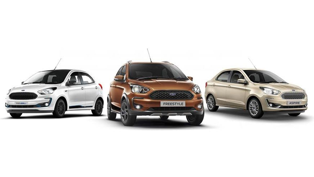 Ford Figo, Aspire and Freestyle unveiled, specs and prices of BS6 compliant.