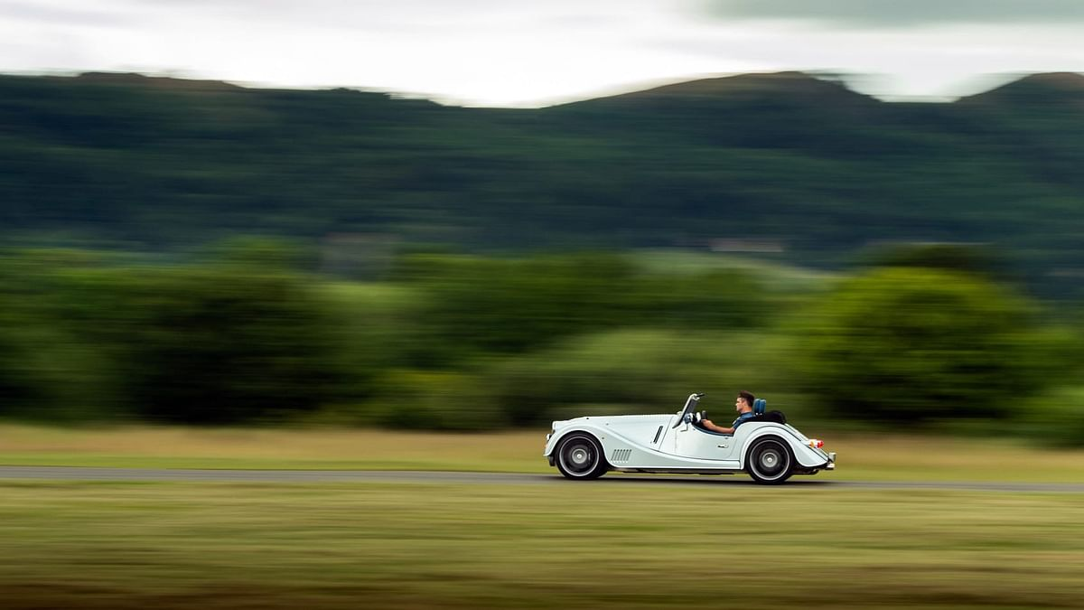Morgan Plus Six review – the British brute with BMW power