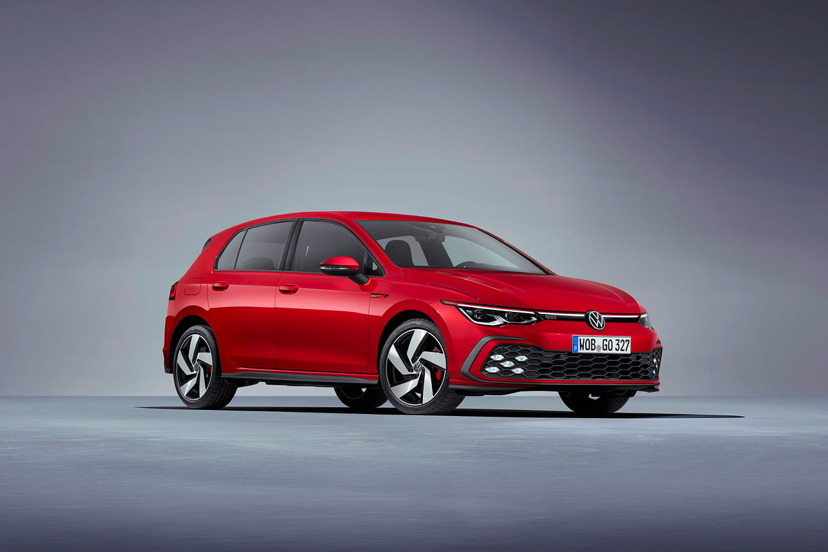 Volkswagen showcases all-new eighth generation Golf GTI