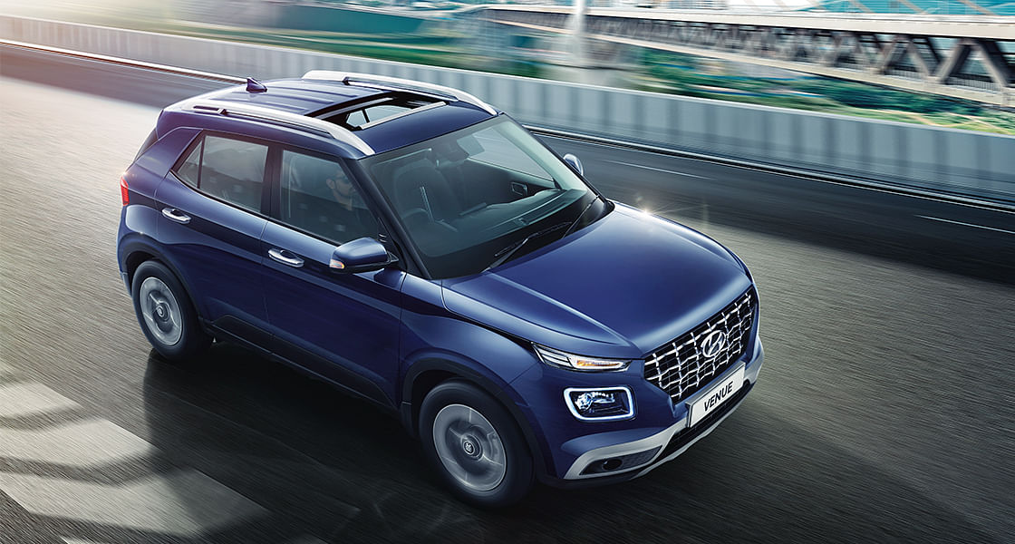 Hyundai Venue gets a BS6 diesel update, to be launched soon