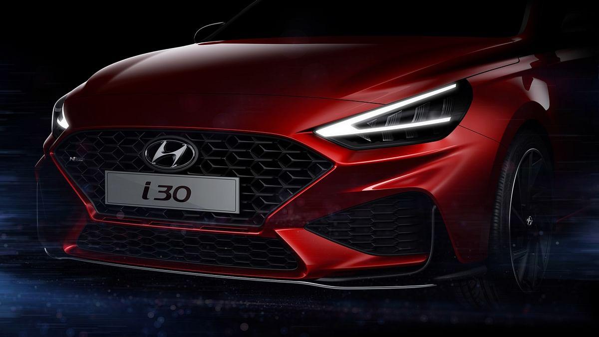 2020 Hyundai i30 N-line teased