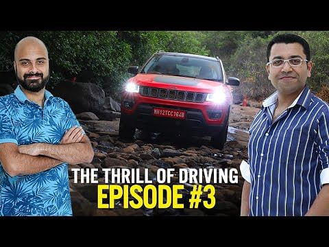 Is the Jeep Trailhawk any good? The Thrill of Driving Podcast #3