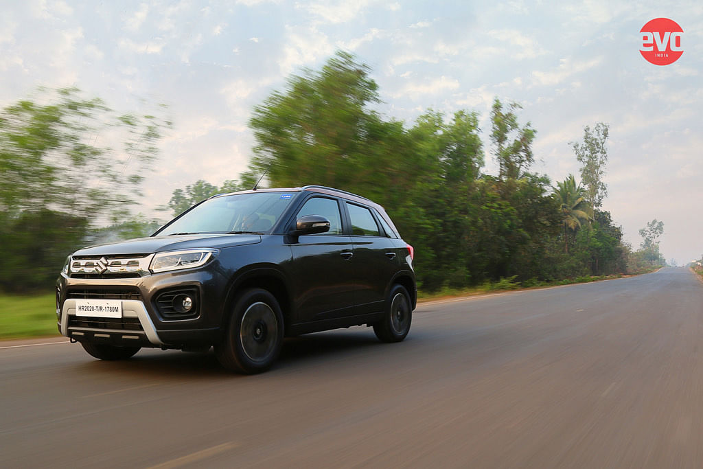 Maruti's compact SUV get its first refresh