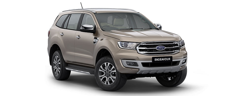 Ford launches refreshed BS6 Endeavour for Rs 29.55 lakh