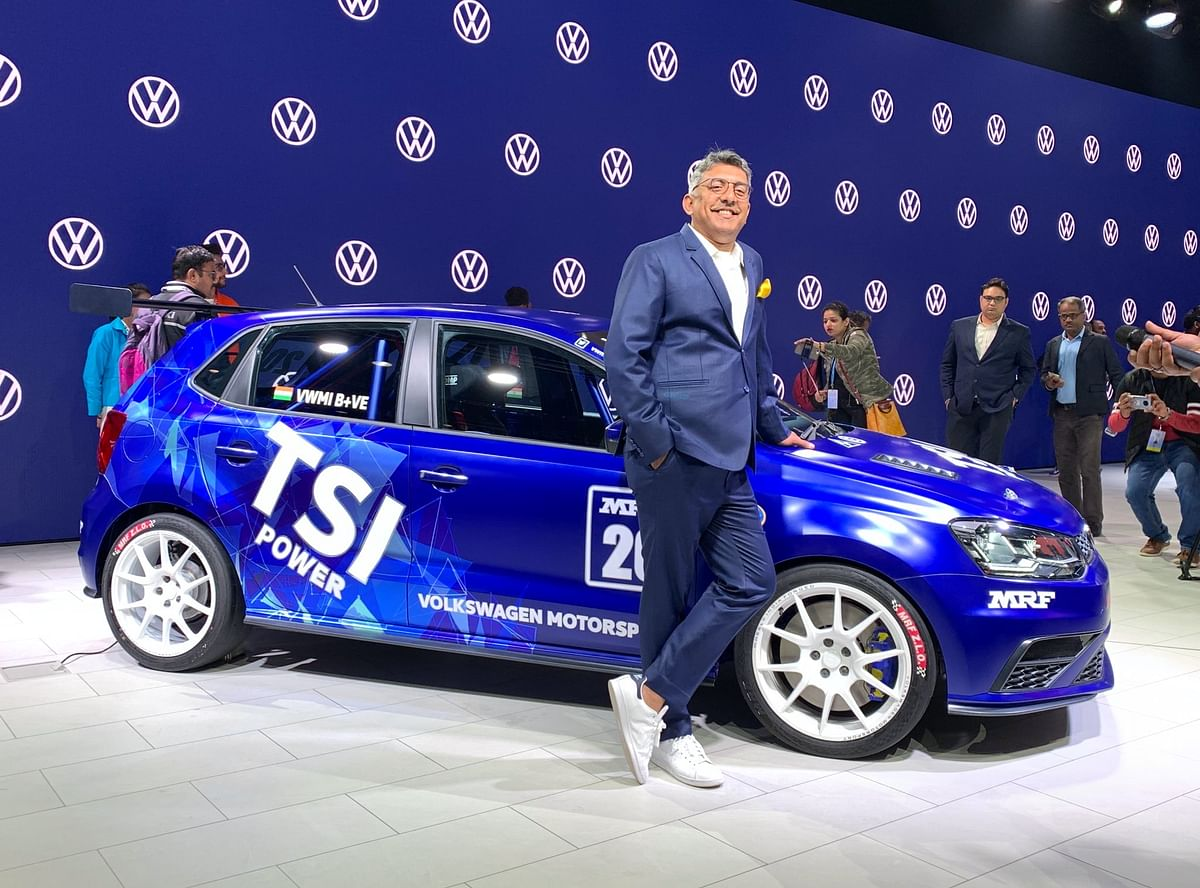 Auto Expo 2020: Volkswagen unveils Race Polo for upcoming season