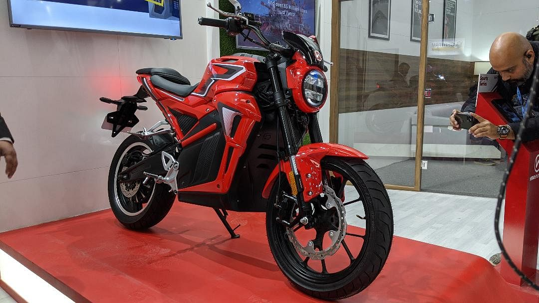 Auto Expo 2020: Hero Electric showcases five new products