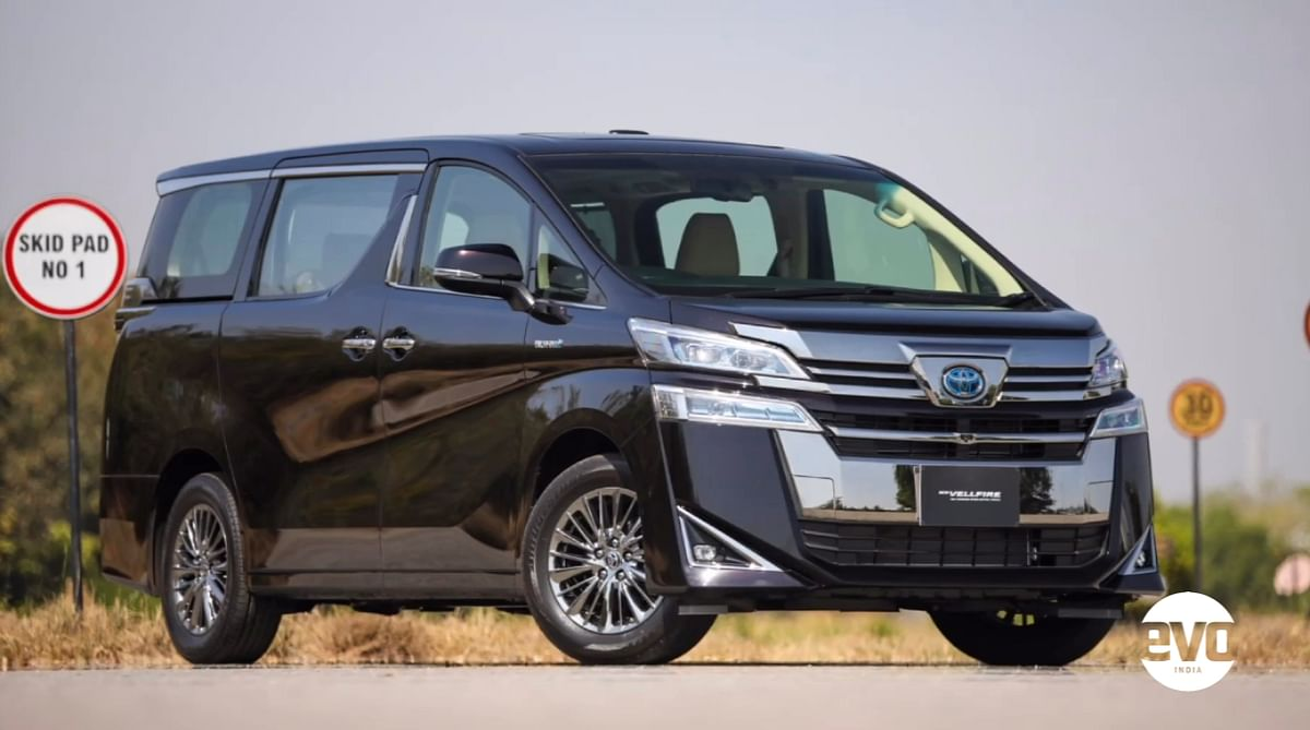 TOYOTA VELLFIRE | Test drive review of the luxury MPV