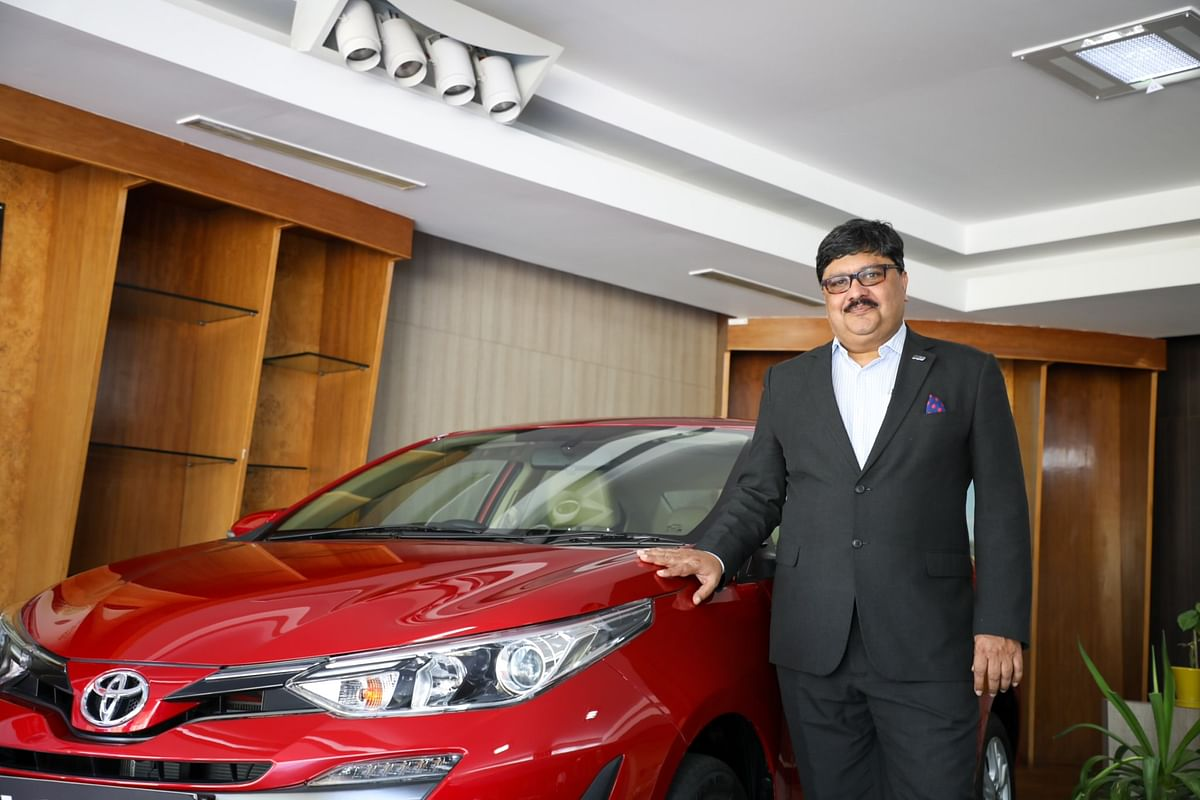 Talking hybrids, the demise of Etios, BS6 price hike and more with Toyota's   Naveen Soni