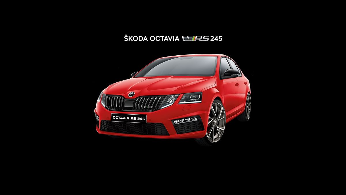 Skoda Octavia RS 245 makes a comeback in India, bookings commence from March 1