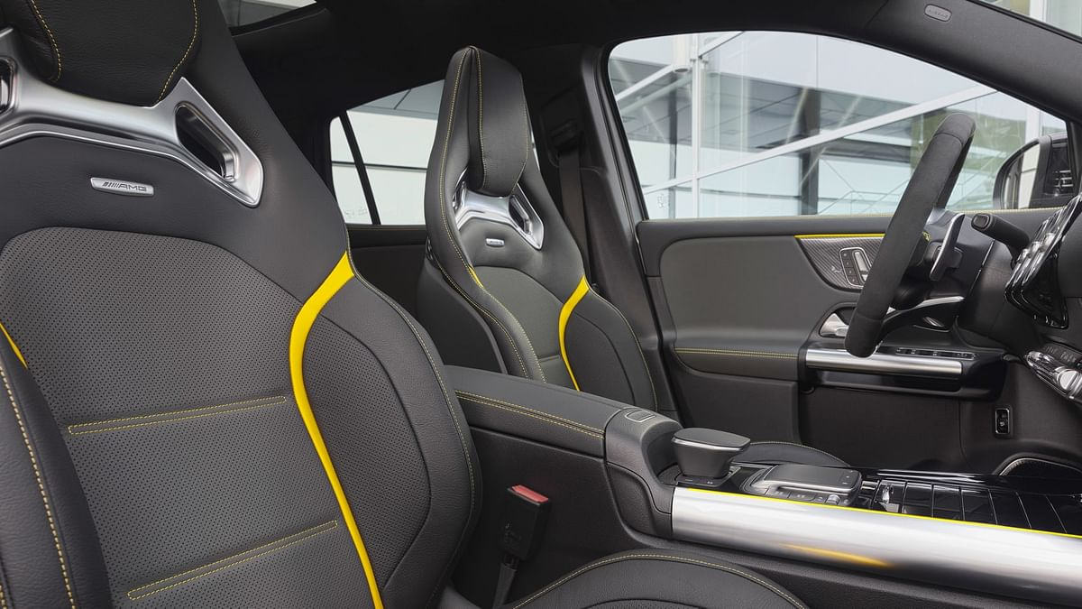All-new interior design can be found in the range-topping