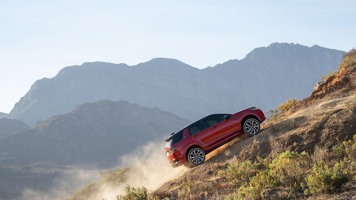 2020 Land Rover Discovery Sport launched at Rs 57.06 lakh