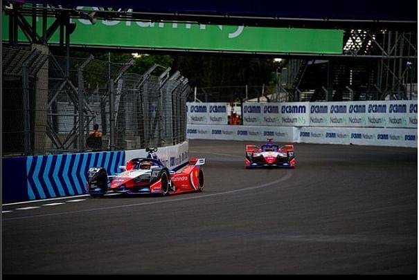 ABB FIA Formula E Championships in Mexico City