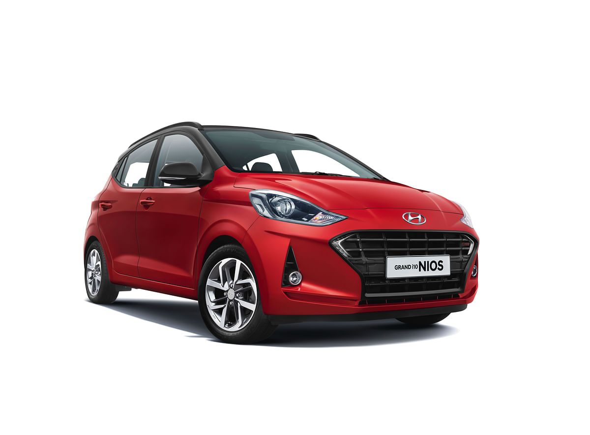 Hyundai Grand i10 Nios launched with 1-litre turbo-petrol engine